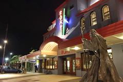 Roxy Cinema, Miramar (neil_bather) Tags: cinema night wellington roxy