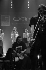 Concert (Jeff Potel) Tags: music public students stage bordeaux accordion instruments brass ciam
