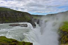 GULLFOSS - deep rift (Andrea Zille) Tags: iceland islanda republicoficeland lýðveldiðísland islandazilleandrea