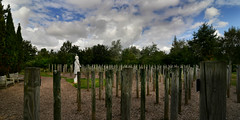 Shot at dawn (PentlandPirate of the North) Tags: nma alrewas nationalmemorialarboretum shotatdawn