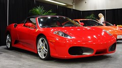 2006 Ferrari F430 Scuderia Spider 3 (Jack Snell - Thanks for over 26 Million Views) Tags: sf auto show ca wallpaper cars wall vintage paper spider san francisco center ferrari international collectible moscone f430 430 57th excotic jacksnell707 jacksnell snelljacksnell707 internsan