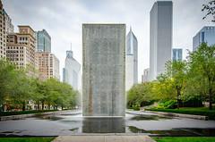 Mellennium Park (swilton) Tags: park city usa chicago us illinois downtown unitedstates millenniumpark 140240mmf28 nikond7000
