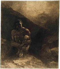 redon_primitive_man_seated_shadow (Art Gallery ErgsArt) Tags: museum painting studio poster artwork gallery artgallery fineart paintings galleries virtual artists artmuseum oilpaintings pictureoftheday masterpiece artworks arthistory artexhibition oiloncanvas famousart canvaspainting galleryofart famousartists artmovement virtualgallery paintingsanddrawings bestoftheday artworkspaintings popularpainters paintingsofpaintings aboutpaintings famouspaintingartists