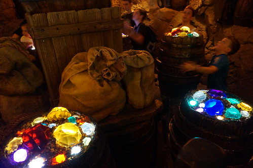 "Seven Dwarfs Mine Train - Barrels of Jewels • <a style=""font-size:0.8em;"" href=""http://www.flickr.com/photos/28558260@N04/22374275798/"" target=""_blank"">View on Flickr</a>"