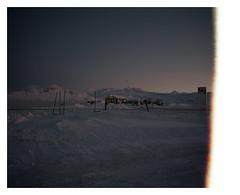 Iceland (Sebastien Gerber) Tags: winter film iceland burn mamiya7 fujipro400h