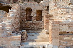 Upper Crust (hecticskeptic) Tags: turkey ephesus libraryofcelsus templeofhadrian bouleuterion nymphaeumtraiani markamorgan
