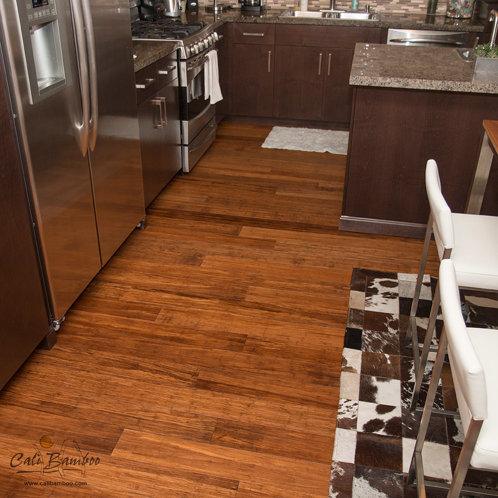Java Fossilized® Wide T&G Bamboo Flooring · »