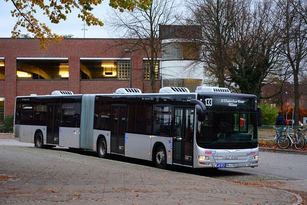 hamburg leipzig bus die buslinie 102 heute metrobus 5 in. Black Bedroom Furniture Sets. Home Design Ideas