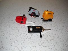 a mini power tools (2mnedolz) Tags: brucecampbell brucecampbellactionfigure burnnotice mynameisbruce ashvsevildead