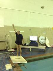 Swim stroke clinic with Hershel Glanz