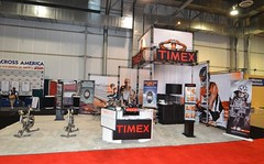Exhibition Stand For Timex