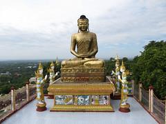 """Sagaing: la pagode du vieux moine très gentil <a style=""""margin-left:10px; font-size:0.8em;"""" href=""""http://www.flickr.com/photos/127723101@N04/23200676196/"""" target=""""_blank"""">@flickr</a>"""