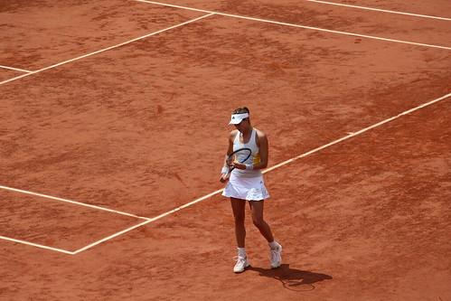 Garbine Muguruza - Roland Garros 2015 - Garbine Muguruza