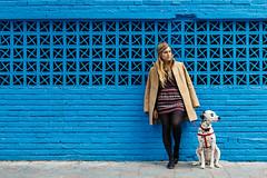 Mercado (Leo Hidalgo (@yompyz)) Tags: blue portrait espaa dog pet love film girl animal wall canon photography eos reflex spain model bea random cam like perro explore mercado messy blonde create represa dslr dalmatian fuengirola mlaga 6d fotografa dlmata vsco ileohidalgo yompyz