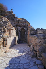 IMG_443a1 (goaniwhere) Tags: ephesus ephesusturkey turkey ancientcity historicsite history rubble ruins grandtheatre libraryofcelsus mycenean