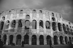 Colosseum (balintmolnar1) Tags: rome beautiful streetphotograhpy lumixgh4 gh4 canon colosseum pinokio fountain river fruits guard sunset stairs bnwphotography motor vespa reflection