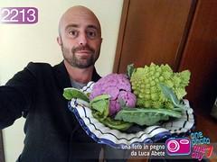 Foto in Pegno n° 2213 (Luca Abete ONEphotoONEday) Tags: cavoli cavolo verdura vegetables me 21 dicembre 2016 2213