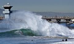 IMG_0242 (supercrans100) Tags: seal beach big waves so calif beaches photography surfing bodysurfing bodyboarding skimboarding