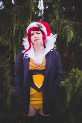holiday2016-f01 (jobevvy) Tags: peddlersvillage 2016 onlocation christmas cosplay anime gaming xmas photoshoot