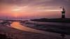 Twilight (PixTuner) Tags: pixtuner kleiner preuse leuchtturm lighthouse river flus