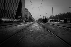 Railway (William Do Quoc) Tags: sparkler timberland sky freeze red sony ice window house icicle rust coin canon winter prague
