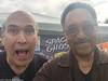Me and George... (CWMc) Tags: georgelowe spaceghost