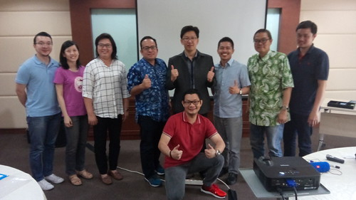 "Bank ANZ. Training Perencanaan Keuangan untuk para Internal Auditor di Rancamaya Hotel Bogor. • <a style=""font-size:0.8em;"" href=""http://www.flickr.com/photos/41601386@N04/31959383260/"" target=""_blank"">View on Flickr</a>"