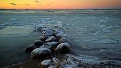 Gloves required (Basse911) Tags: husstranden beach strand ranta playa plage is ice jäätä balticsea östersjön itämeri winter talvi vinter january januari tammikuu hangö hanko finland suomi nordic