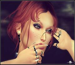 ╰☆╮Portrait╰☆╮ (Miss Royalty♛FRANCE 2017) Tags: portrait pileup face bento lelutka deetalez izzies roxaanefyanucci lesclairsdelunedesecondlife lesclairsdelunederoxaane secondlife sl avatar avatars flickr firestorm tram mandala hairs hairstyle jewels jewellery jewelry headmesh mesh appliers skins beauty fashion fashionista beautytrend fashionable