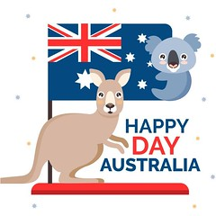 free vector Happy Australia Day With Kangaroo Background (cgvector) Tags: 26 australia badge banner british calligraphic canberra celebration constitution country day democracy democratic election empire festival flag flat freedom government grunge happy holiday honor independence island january justice kangaroo liberation nation national new ocean oceania old pacific patriot pattern peace poster religion sign state strength symbol tedybear typographic vector victory vintage white