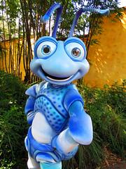 Flik (meeko_) Tags: flik ant bug abugslife pixar characters disneycharacters pixarcharacters discoveryisland disneys animal kingdom disneysanimalkingdom themepark walt disney world waltdisneyworld florida