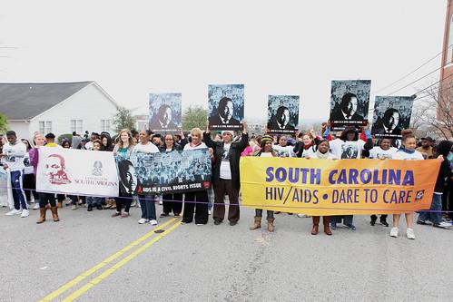 MLK Day 2017 - South Carolina