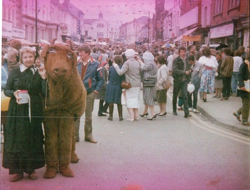 First Victorian 'May Day' Fair from the '80s
