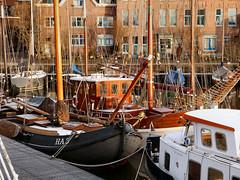 HA3, 15-1-17 (kees.stoof) Tags: schip verbindingsdam ha3 amsterdam oostelijkhavengebied easterndocklands zeeburg ships harbor knsmeiland