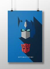 Optimus Prime (marciorodgs) Tags: optimus prime transformers autobots robôs cybertron universo marvel dc liga justiça pôster cartaz cartazes design plano ilustração ilustrações desenho desenhos comics quadrinho quadrinhos super herói heróis vilão vilões xmen pôsteres