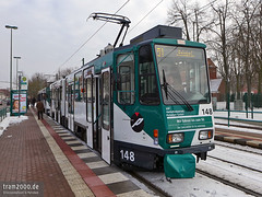Potsdam (D) (tram2000@gmx.de) Tags: potsdam deutschland strassenbahn strasenbahn streetcar tramway tramwaj tramvaj tram tranvia tatra kt4d трамвай