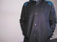 Stutternheim Raincoat (lulax40) Tags: gummi gummisklave gummimann gummikleidung pvc regenkleidung rubberist rubberslave