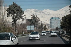 Tehran, Iran (AndreyFilippov.com) Tags: tehran iran mosque sepahsalar shahid motahari city university gate architecture middle travel landmark east persia old building tourism complex iwan madrasa town cityscape pattern ornament house asia road medieval sightseeing
