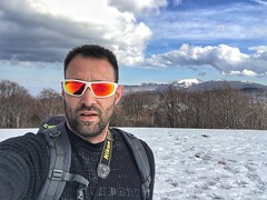 Me by myself ;-) (laurentw68) Tags: moi me myself by autoportrait selfie iphone markstein lunettes montagne raquettes