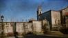 final (silviaON) Tags: caminhoportugues church graveyard textured distessedtextures flypaper
