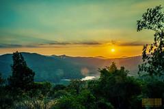 Sunset at Chikmagalur (Himanshu Joshi Bangalore) Tags: nikon nikkor 2485 landscape colours colour sunset chikmagalur india bangalore karna karnataka d610 fullframe fx hills mountains evening