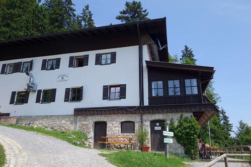 2015-07-19 Brünnstein 035 Brünnsteinhaus
