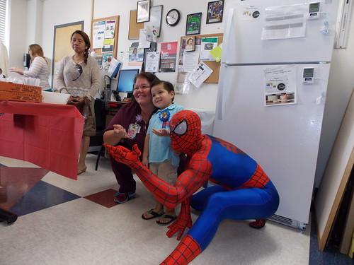 spiderman-charity-cosplay