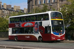 LOTHIAN BUSES 838 SK07CCA (bobbyblack51) Tags: buses eclipse volvo edinburgh wright gemini lothian 2015 838 b9tl sk07cca