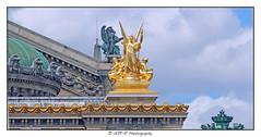 2015.08.04 Opéra (4) (garyroustan) Tags: city paris france art monument statue gold opera or ciudad palais opéra garnier théâtre ville salle