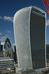Walkie Talkie and Gherkin from Monument (CoasterMadMatt) Tags: city uk greatbritain summer england building london monument architecture skyscraper fire photography nikon view photos unitedkingdom britain great august structure photographs views gb southeast viewpoint gherkin thegherkin walkietalkie cityoflondon greatfireoflondon southeastengland nikond3200 2015 capitalcity walkie talkie monumenttothegreatfireoflondon d3200 coastermadmatt summer2015 london2015 coastermadmattphotography august2015 monument2015 monumenttothegreatfireoflondon2015
