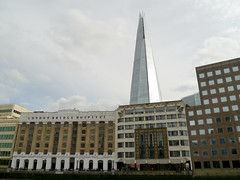 The Shard (Scouse Smurf) Tags: building london shard tallest hayswharf londonbridgehospital