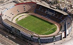 Estadio Monumental Virgen de Chapi (UNSA) (Alvaro Del Castillo) Tags: estadios copamovistar