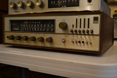 """THE FISHER TX-500 TUBE STEREO RECEIVER. • <a style=""""font-size:0.8em;"""" href=""""http://www.flickr.com/photos/51721355@N02/21419688504/"""" target=""""_blank"""">View on Flickr</a>"""