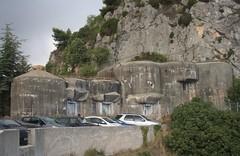 Fort Sainte-Agnès (3D-Stretch) Tags: french sainte riviera fort francaise côte paca bunker cote provence 06 azur ligne agnès dazur alpesmaritimes française maginot provencealpescôtedazur